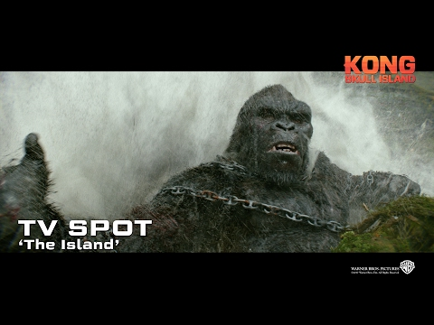 Kong: Skull Island ['The Island' TV Spot in HD (1080p)]