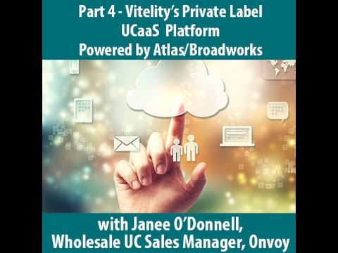 Vitelity's Private Label Hosted PBX Solution - Part 4 of Webinar Series
