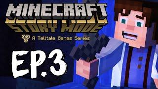 Minecraft: Story Mode - Эпизод 1 - Орден Камня #3