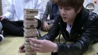 BTS Jenga chionship thanks to Twitter MP3