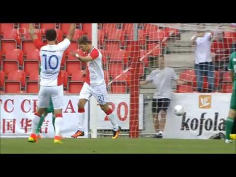 SK Slavia Praha – FC Levadia Tallinn  2-0