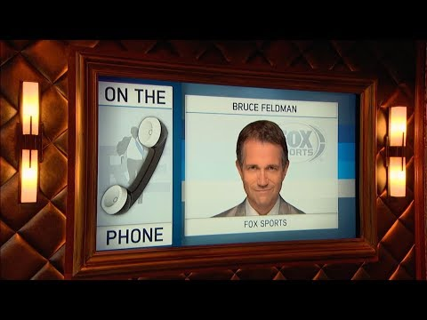 FOX College Football Analyst Bruce Feldman Talks CFB Prospects & More - 12/21/17