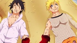 naruto 698 manga chapter review naruto vs sasuke fight ending 699 700 next week ナルト 698
