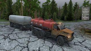 Мод Урал-4320N «Next» версия 09.11.16 для SpinTires (v03.03.16)