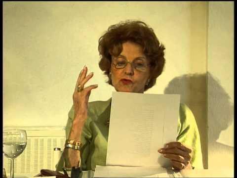 Gisela Holzinger liest Gedichte und Prosa von Ingeborg Drews (1 von 9)