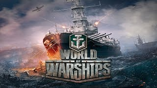 World OF Warships  - КАТАЕМ В ОТРЯДЕ С СОКЛАНАМИ =)