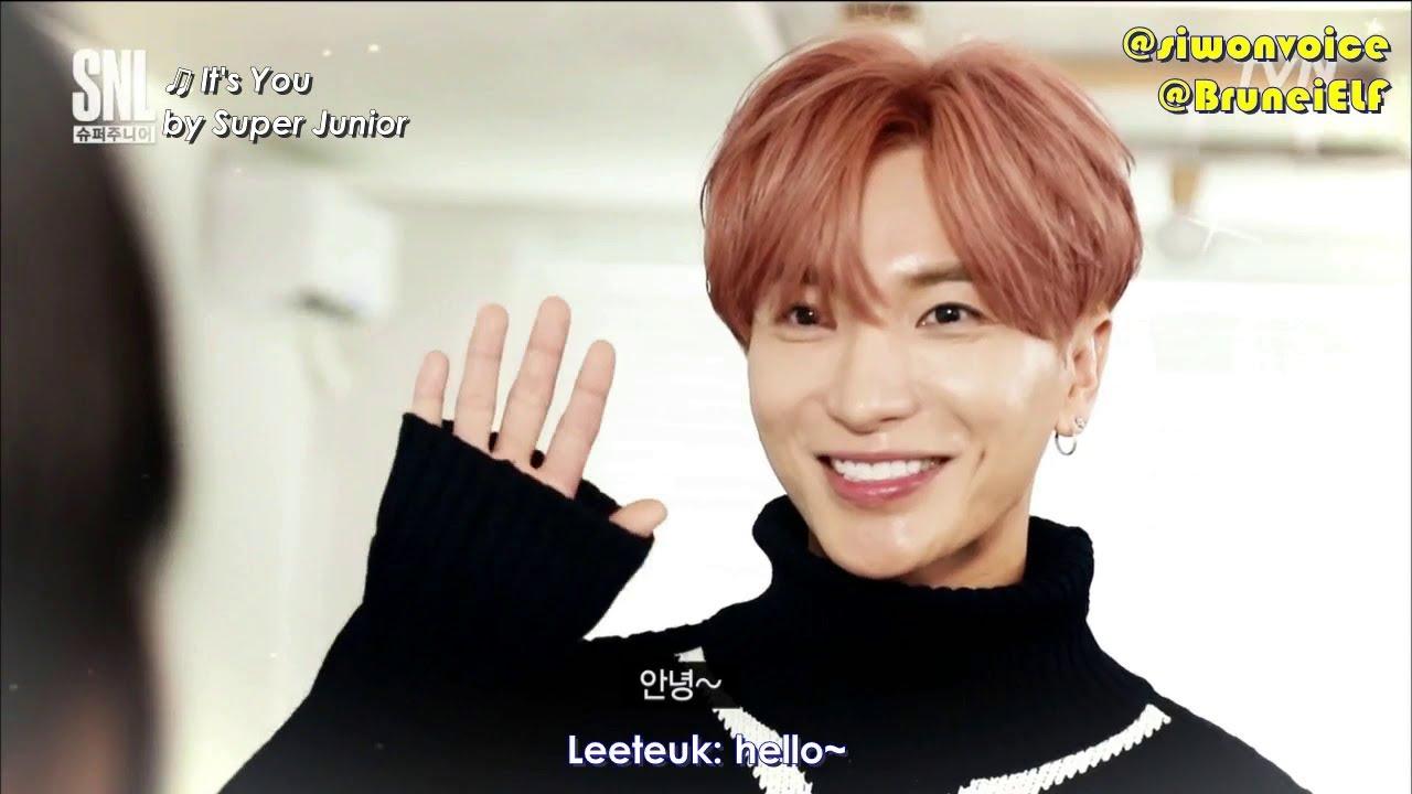 Super Junior's Leeteuk Gets Robbed in Switzerland