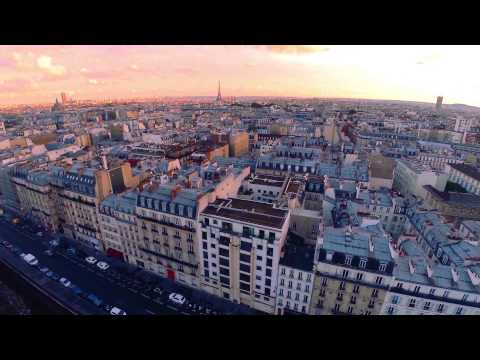 Drone Aerials of Paris and French Country