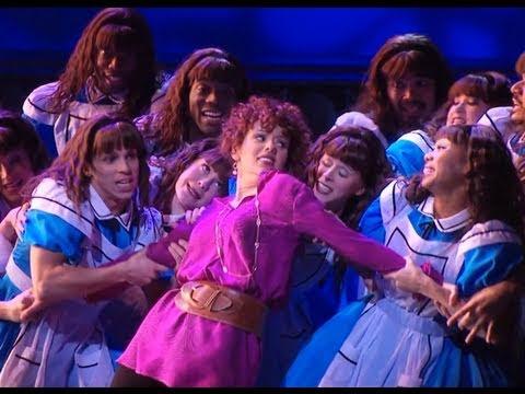 Wonderland on Broadway Choreography