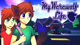 "Minecraft My Werewolf Life - ""Moving In"" S1 #1 (Minecraft Roleplay)"
