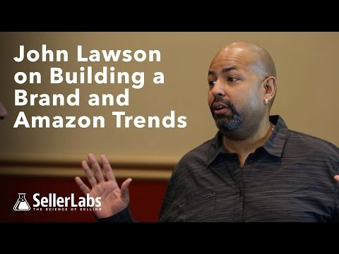 John Lawson on building a brand, e-commerce trends and Amazon in 2016