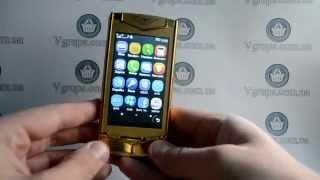 Видео обзор Nokia Verto V2 Стильный дизайн - Купить в Украине | vgrupe.com.ua