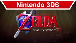 The Legend of Zelda: Ocarina of Time 3D - Nintendo 3DS - Trailer