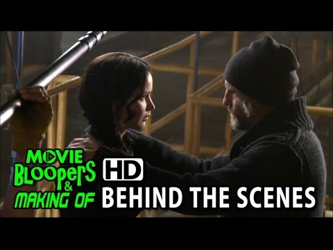The Hunger Games: Mockingjay - Part 1 (2014) Making Of & Behind The Scenes