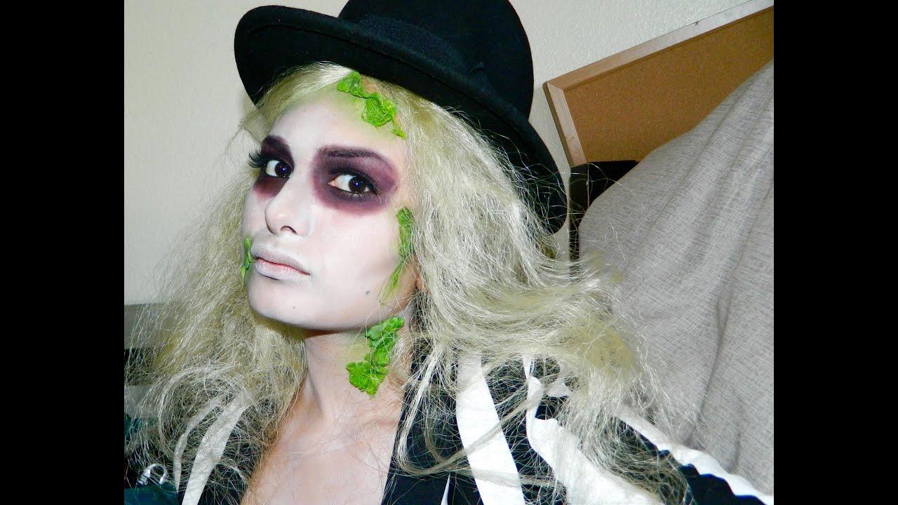 Beetlejuice Face Makeup U2013 Saubhaya Makeup