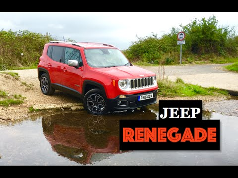 2016 Jeep Renegade 4x4 Review - Inside Lane