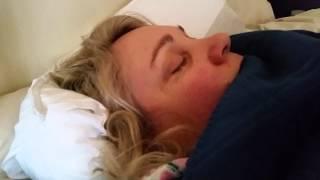 Video Mother snoring hilarious!!!! download MP3, 3GP, MP4, WEBM, AVI, FLV November 2017