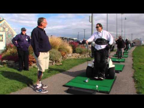 "Spaulding Adaptive Sports: ""Back in the Swing"""