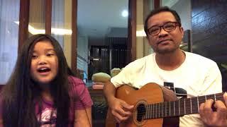 "Suatu saat nanti "" Hanindhiya"" cover bye Rasya Cintanugroho"