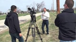 Behind the Scenes at FOX6: Eagle, WI Tornado Follow-Up April 2011
