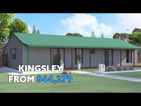 Kingsley Kit Home – Wholesale Homes and Sheds