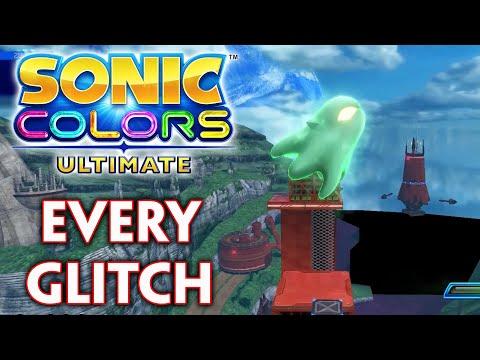 Every Glitch in Sonic Colors: Ultimate (So Far)