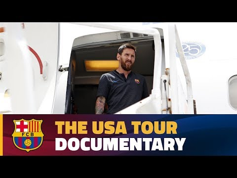 Documentary - FC Barcelona 2017 US Tour