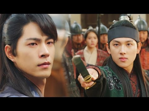 The King Loves 왕은 사랑한다 (Episode 35-36 Ending Scene) Wang Rin's Death | Did Rin Die?