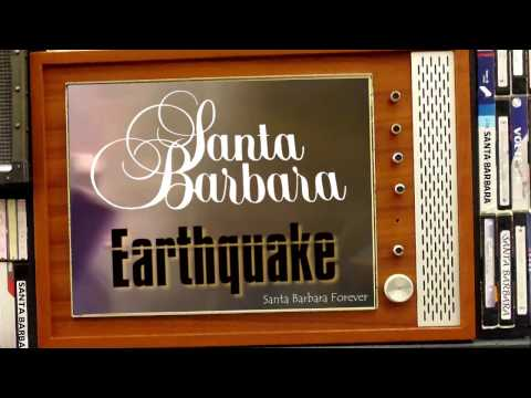 Santa Barbara, the big earthquake