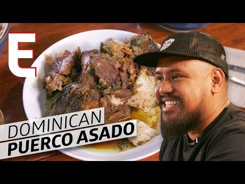 Dominican Roast Pork Shoulder and Mind-Blowing Yuca Empanadas — Cooking in America