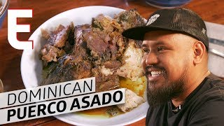 Dominican Roast Pork Shoulder and Mind-Blowing Yuca Empanadas — Cooking in America