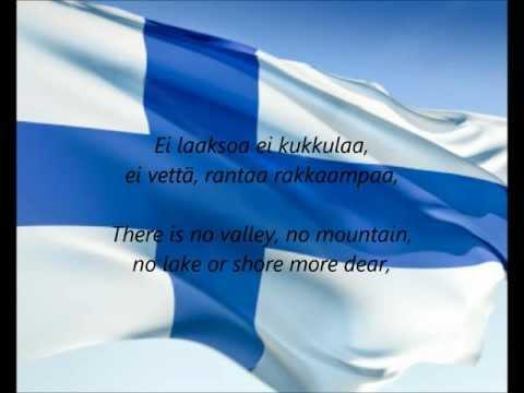 "Finnish National Anthem - ""Maamme"" (FI/EN)"
