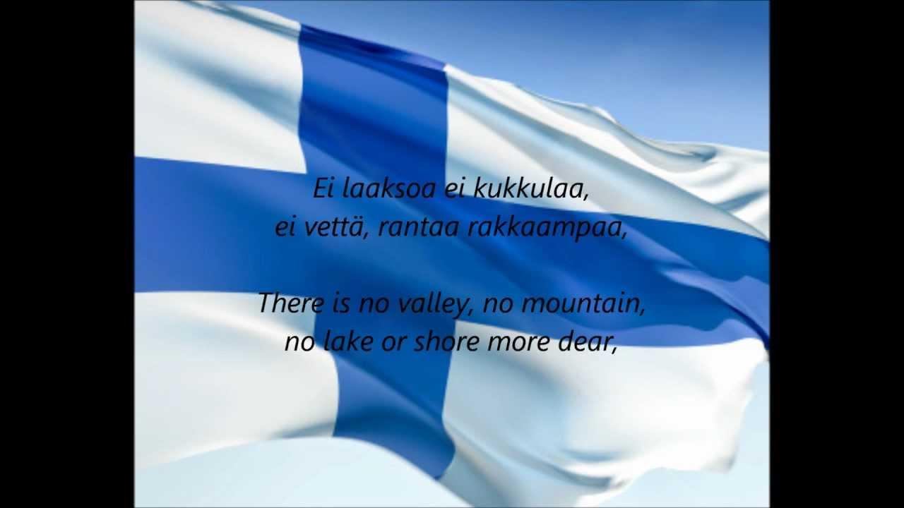 Finnish National Anthem