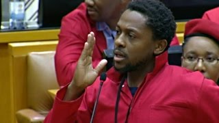EFF in Parliament - Best of Mbuyiseni Ndlozi Compilation