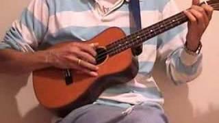 Moana Chimes - Ukulele Slack Key