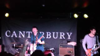Canterbury - Set You Right (Live @ Wolverhampton Slade Rooms 02/02/2012)