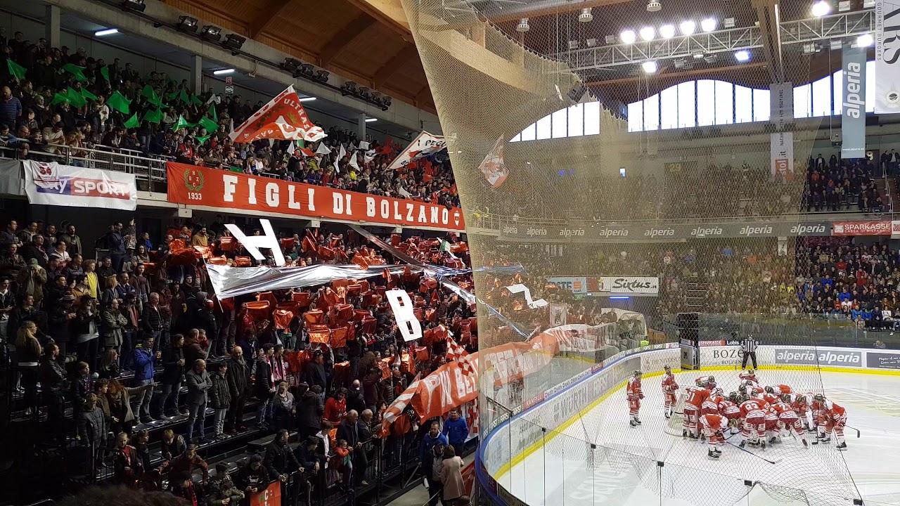 Ebel - Hockey Club Bolzano - Vienna Capitals 5-2 - Coro ...
