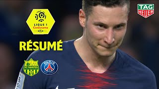 FC Nantes - Paris Saint-Germain ( 3-2 ) - Résumé - (FCN - PARIS) / 2018-19