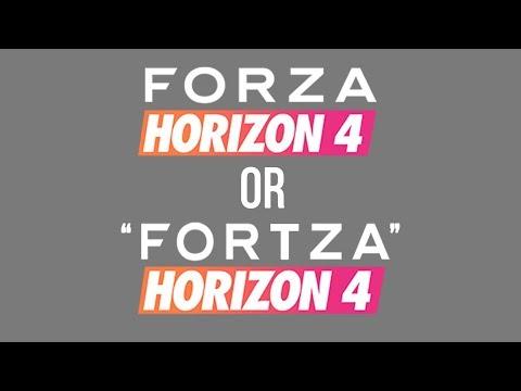 "You've ALL been saying ""Forza"" Horizon 4 WRONG! thumbnail"
