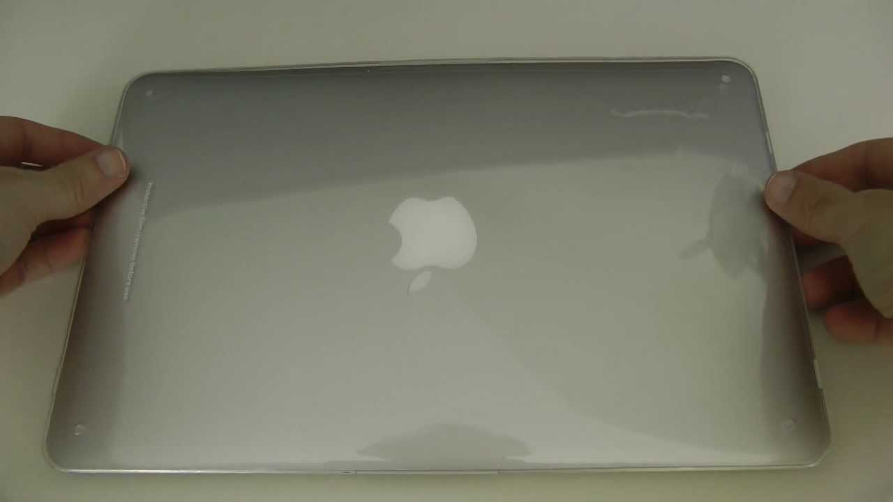 low priced 2b4e5 ee93d Speck SeeThru Clear Case Review for 11-inch MacBook Air