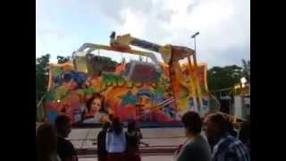 Move It en las fiestas de San fernando de Henares 2013