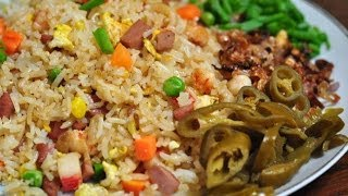 Special Yang Chow Fried Rice -