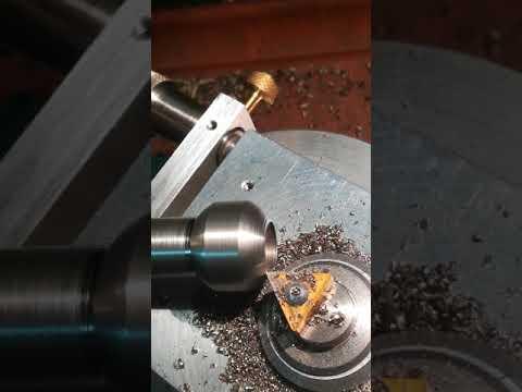 Automatic Turning Ball - Tornitura Sfera Automatizzato Su  Newton25  - Newton 25