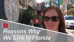 Top Reasons to Move to Florida | Palm Beach Real Estate