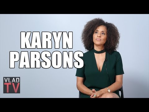 Karyn Parsons on Growing Up with a Black Mom and a White Dad in the 70s Part 1