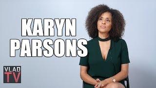 karyn Parsons интервью
