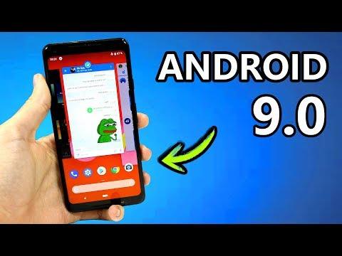 Android 9.0 - Todos los Cambios y COMO ACTUALIZAR - Descargar y INSTALAR