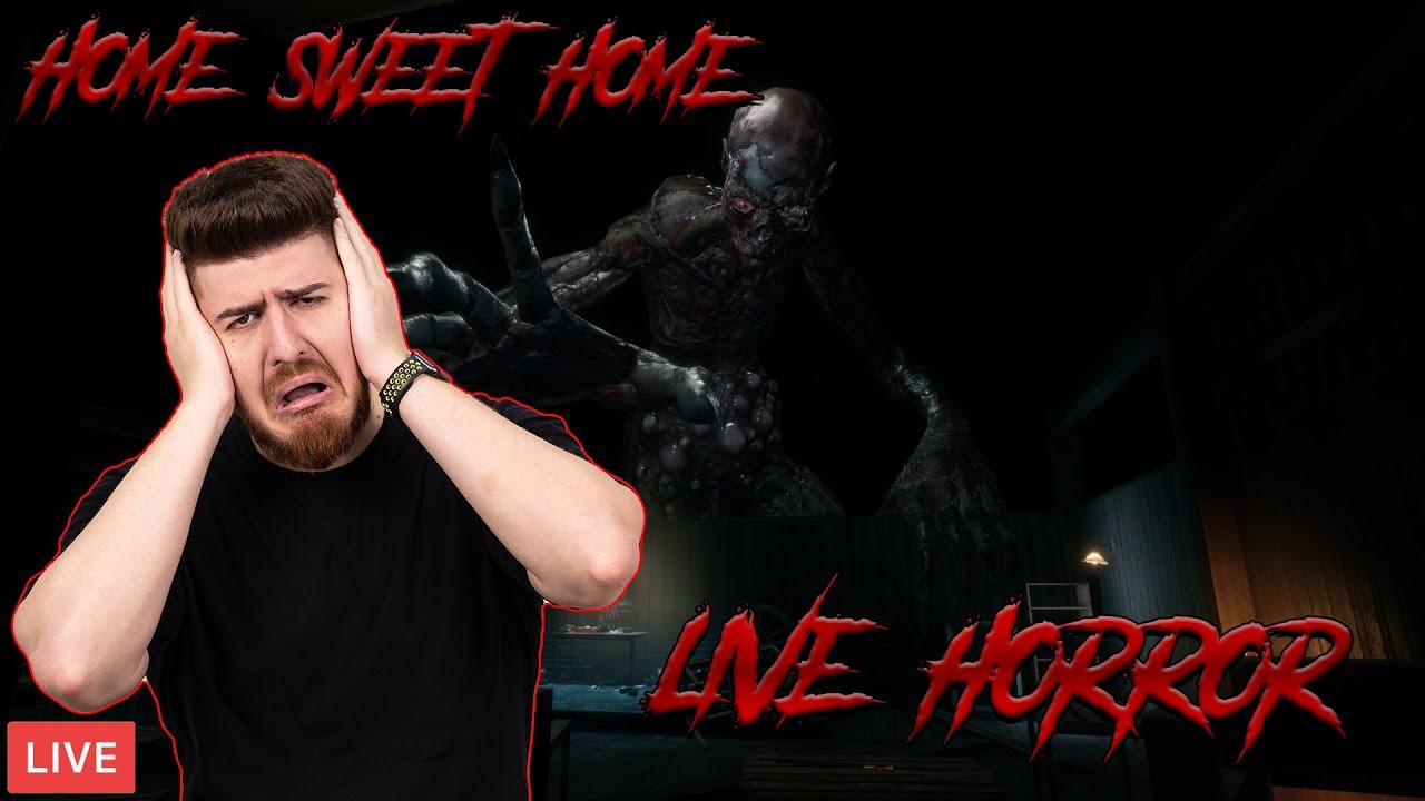 ? LIVE HORROR - AZI NE JUCAM HOME SWEET HOME 2 CU @Queen A #ROADTO899K