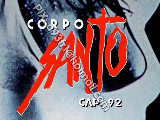 Corpo Santo 14/04/1989 - Capítulo 92