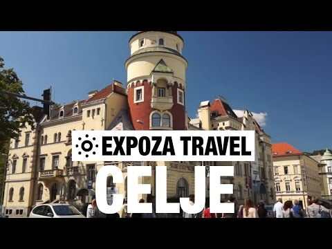 Celje (Slovenia) Vacation Travel Video Guide